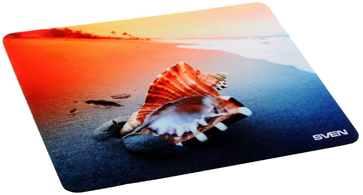 Sven SA, Orange Shell коврик для мыши