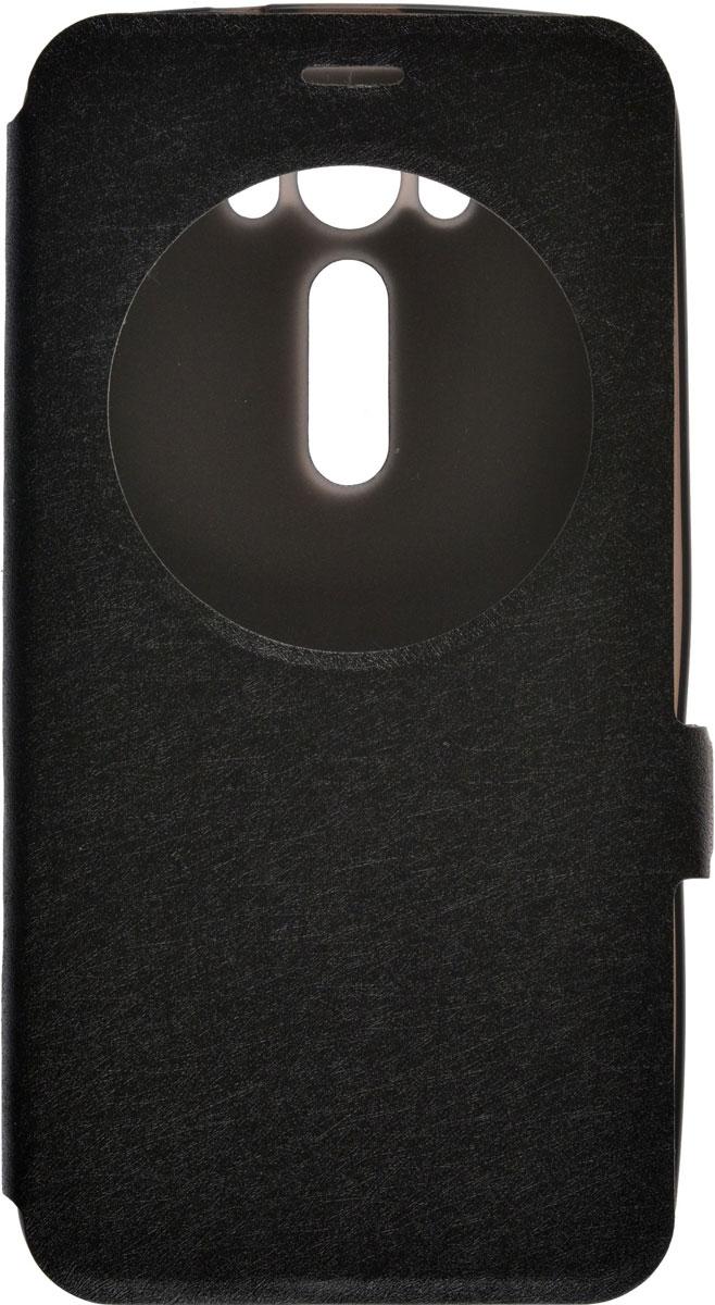Prime Book AW чехол для Asus Zenfone Laser 2 ZE500KL/ZE500KG, Black2000000083469Чехол Prime Book AW для Asus Zenfone Laser 2 ZE500KL/ZE500KG выполнен из высококачественного поликарбоната и экокожи. Он обеспечивает надежную защиту корпуса и экрана смартфона и надолго сохраняет его привлекательный внешний вид. Чехол также обеспечивает свободный доступ ко всем разъемам и клавишам устройства.