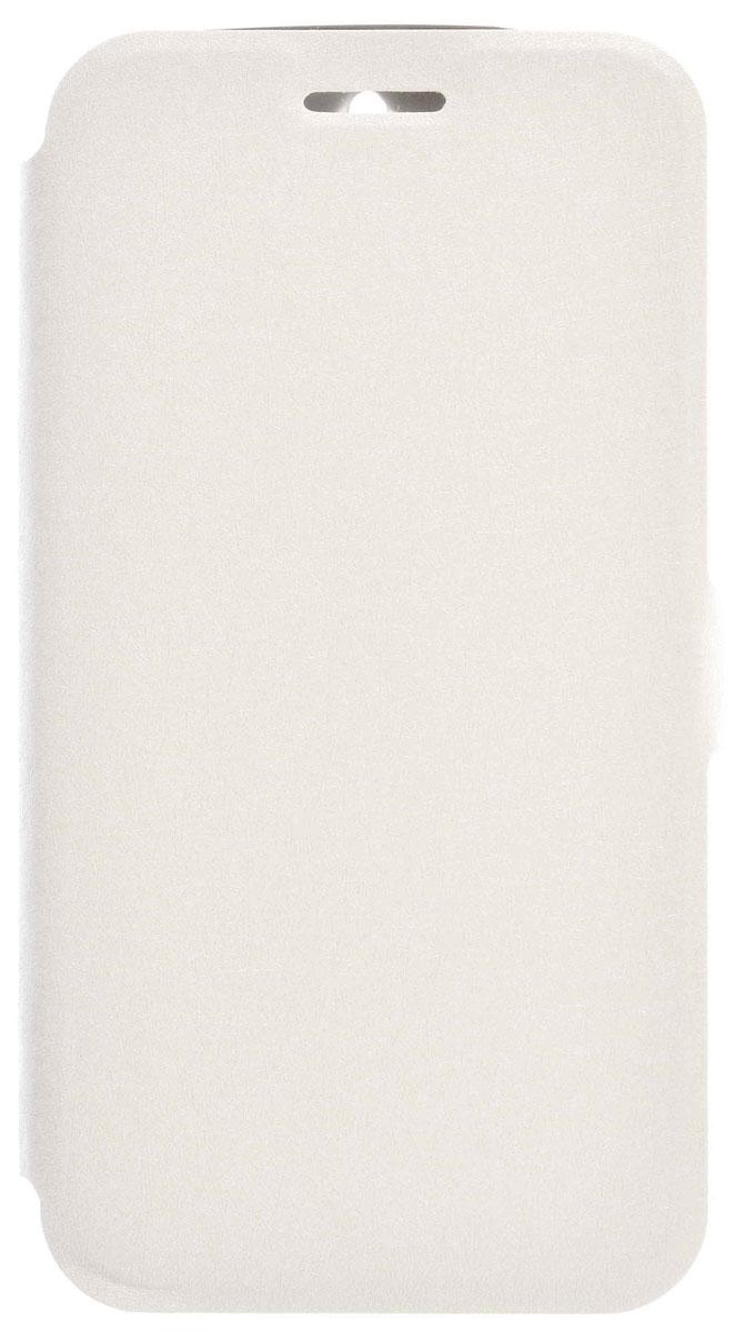 Prime Book чехол для Asus ZenFone Go (ZC451TG), White2000000092256Чехол Prime Book для Asus ZenFone Go (ZC451TG) выполнен из высококачественного поликарбоната и экокожи. Он обеспечивает надежную защиту корпуса и экрана смартфона и надолго сохраняет его привлекательный внешний вид. Чехол также обеспечивает свободный доступ ко всем разъемам и клавишам устройства.