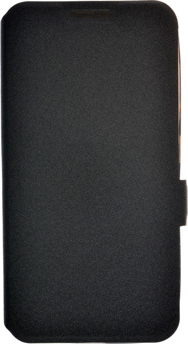 Prime Book чехол для Asus ZenFone Go (ZC500TG), Black2000000088600Чехол Prime Book для Asus ZenFone Go ZC500TG выполнен из высококачественного поликарбоната и экокожи. Он обеспечивает надежную защиту корпуса и экрана смартфона и надолго сохраняет его привлекательный внешний вид. Чехол также обеспечивает свободный доступ ко всем разъемам и клавишам устройства.