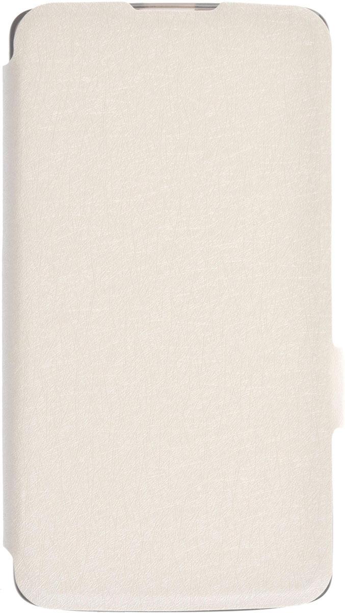 Prime Book чехол для Lenovo A1000, White2000000082554Чехол Prime Book для Lenovo A1000 выполнен из высококачественного поликарбоната и экокожи. Он обеспечивает надежную защиту корпуса и экрана смартфона и надолго сохраняет его привлекательный внешний вид. Чехол также обеспечивает свободный доступ ко всем разъемам и клавишам устройства.