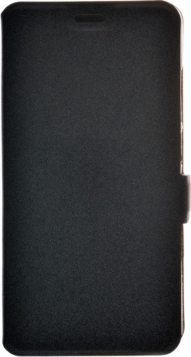 Prime Book чехол для ZTE Blade X3, Black2000000082585Чехол Prime Book для ZTE Blade X3 выполнен из высококачественного поликарбоната и экокожи. Он обеспечивает надежную защиту корпуса и экрана смартфона и надолго сохраняет его привлекательный внешний вид. Чехол также обеспечивает свободный доступ ко всем разъемам и клавишам устройства.
