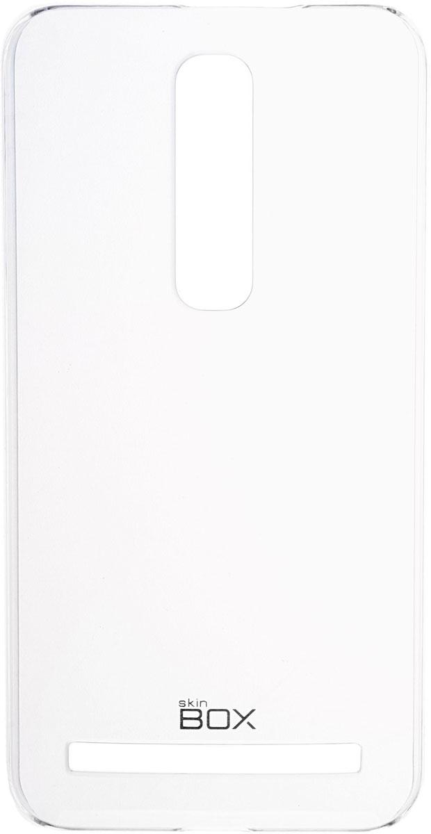 Skinbox 4People Crystal чехол для Asus ZenFone 2 ZE550ML/551ML, Transparent2000000091655Чехол Skinbox 4People Crystal для Asus ZenFone 2 ZE550ML/551ML бережно и надежно защитит ваш смартфон от пыли, грязи, царапин и других повреждений. Выполнен из высококачественных материалов, плотно прилегает и не скользит в руках. Чехол оставляет свободным доступ ко всем разъемам и кнопкам устройства.