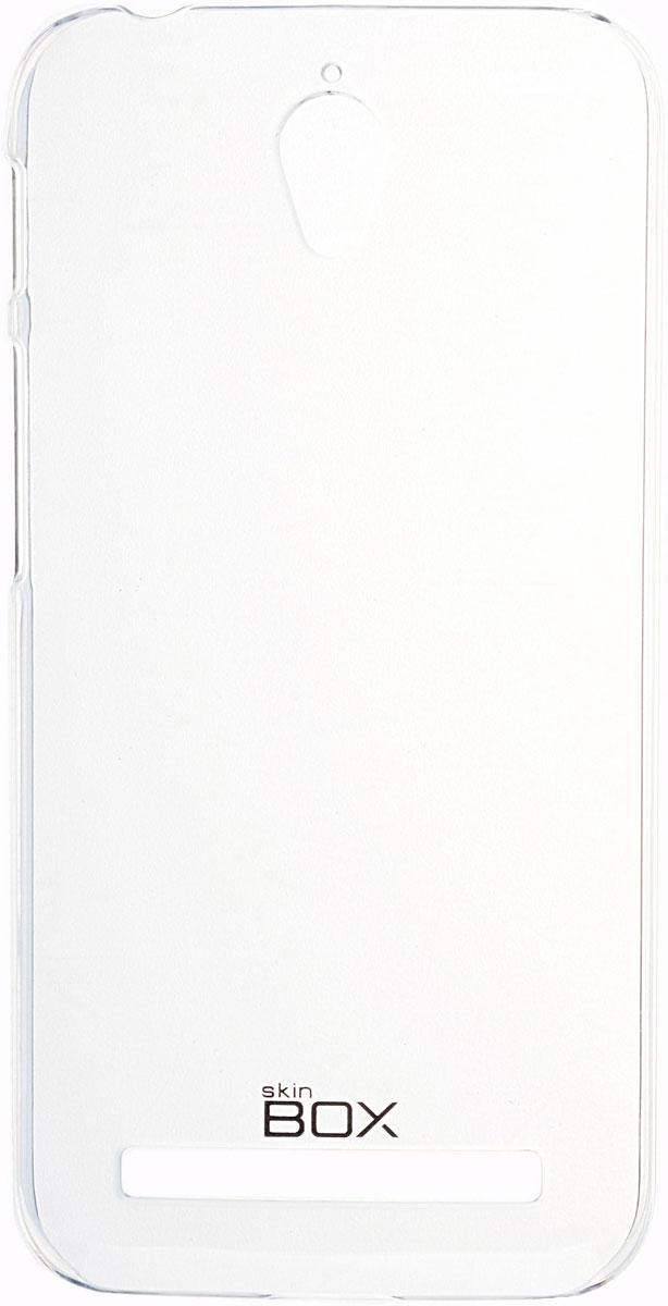 Skinbox 4People Crystal чехол для Asus ZenFone Go ZC451TG, Transparent2000000091693Чехол Skinbox 4People Crystal для Asus ZenFone Go ZC451TG бережно и надежно защитит ваш смартфон от пыли, грязи, царапин и других повреждений. Выполнен из высококачественных материалов, плотно прилегает и не скользит в руках. Чехол оставляет свободным доступ ко всем разъемам и кнопкам устройства.