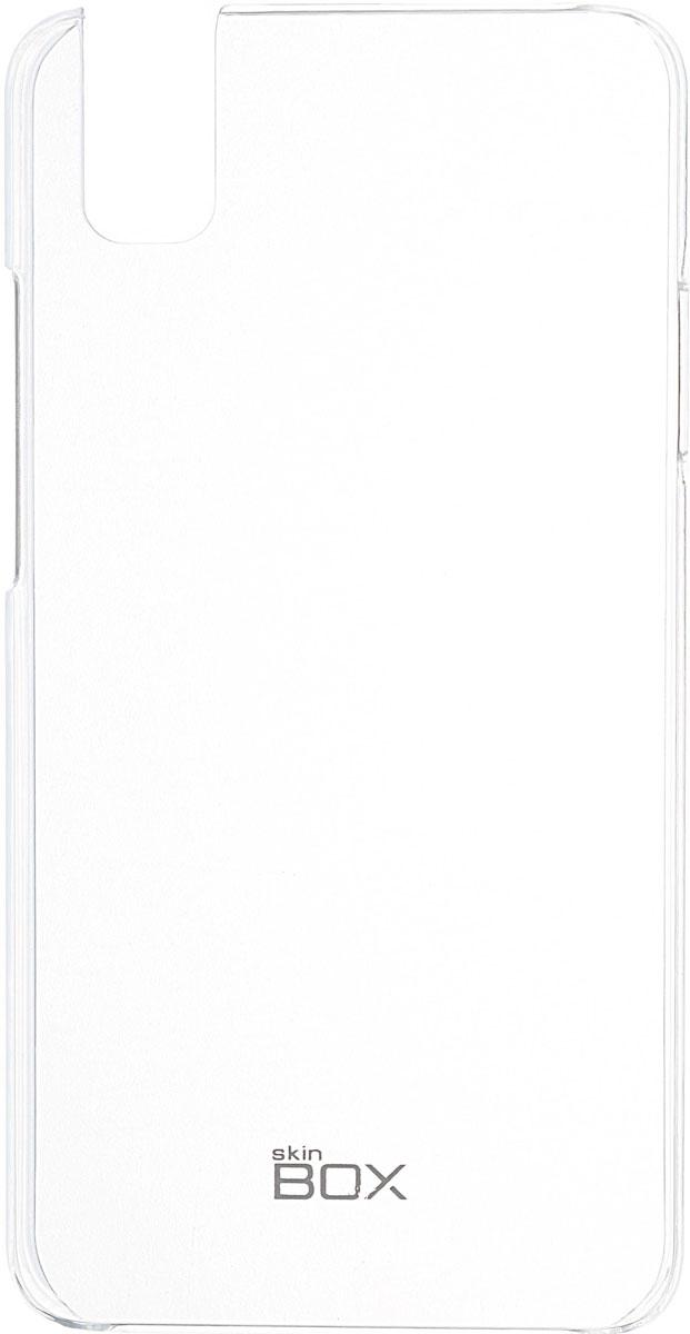 Skinbox 4People Crystal чехол для Huawei ShotX, Transparent2000000091686Чехол Skinbox 4People Crystal для Huawei ShotX бережно и надежно защитит ваш смартфон от пыли, грязи, царапин и других повреждений. Выполнен из высококачественных материалов, плотно прилегает и не скользит в руках. Чехол оставляет свободным доступ ко всем разъемам и кнопкам устройства.