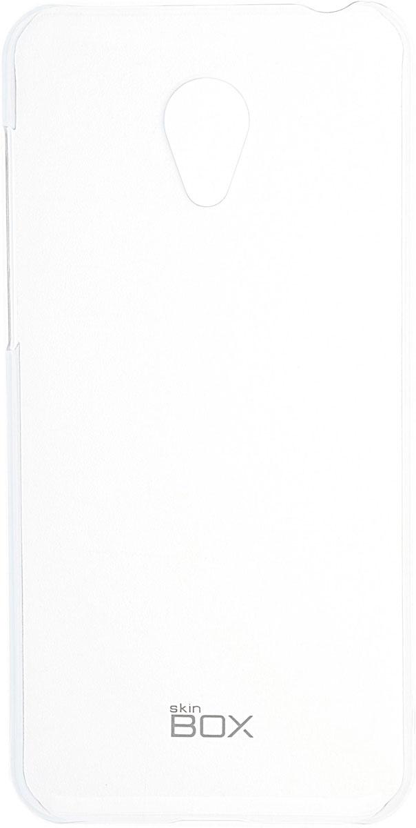 Skinbox 4People Crystal чехол для Meizu M2 mini, Transparent2000000091594Чехол Skinbox 4People Crystal для Meizu M2 mini бережно и надежно защитит ваш смартфон от пыли, грязи, царапин и других повреждений. Выполнен из высококачественных материалов, плотно прилегает и не скользит в руках. Чехол оставляет свободным доступ ко всем разъемам и кнопкам устройства.