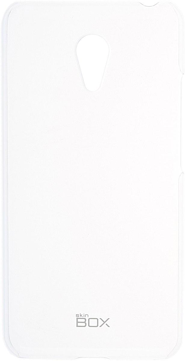 Skinbox 4People Crystal чехол для Meizu M2 Note, Transparent2000000091600Чехол Skinbox 4People Crystal для Meizu M2 Note бережно и надежно защитит ваш смартфон от пыли, грязи, царапин и других повреждений. Выполнен из высококачественных материалов, плотно прилегает и не скользит в руках. Чехол оставляет свободным доступ ко всем разъемам и кнопкам устройства.