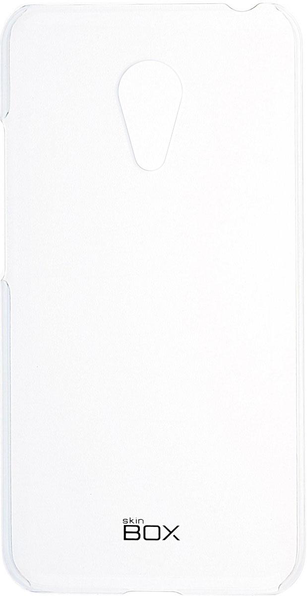 Skinbox 4People Crystal чехол для Meizu MX5, Transparent2000000091617Чехол Skinbox 4People Crystal для Meizu MX5 бережно и надежно защитит ваш смартфон от пыли, грязи, царапин и других повреждений. Выполнен из высококачественных материалов, плотно прилегает и не скользит в руках. Чехол оставляет свободным доступ ко всем разъемам и кнопкам устройства.