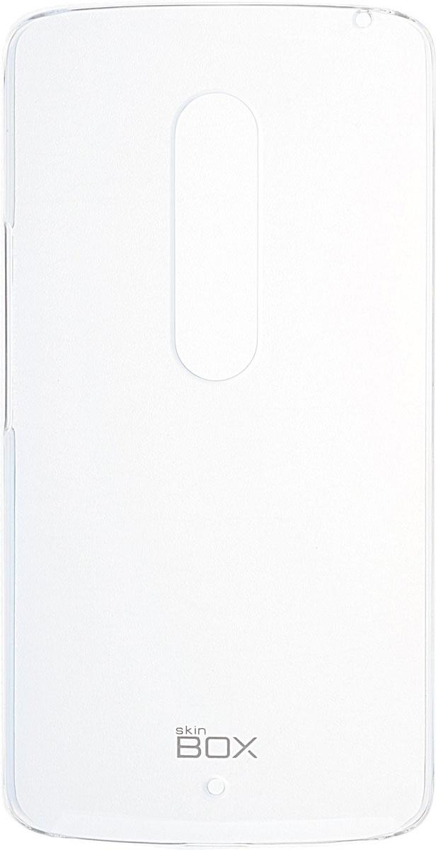 Skinbox 4People Crystal чехол для Motorola Moto X Play, Transparent2000000091778Чехол Skinbox 4People Crystal для Motorola Moto X Play бережно и надежно защитит ваш смартфон от пыли, грязи, царапин и других повреждений. Выполнен из высококачественных материалов, плотно прилегает и не скользит в руках. Чехол оставляет свободным доступ ко всем разъемам и кнопкам устройства.