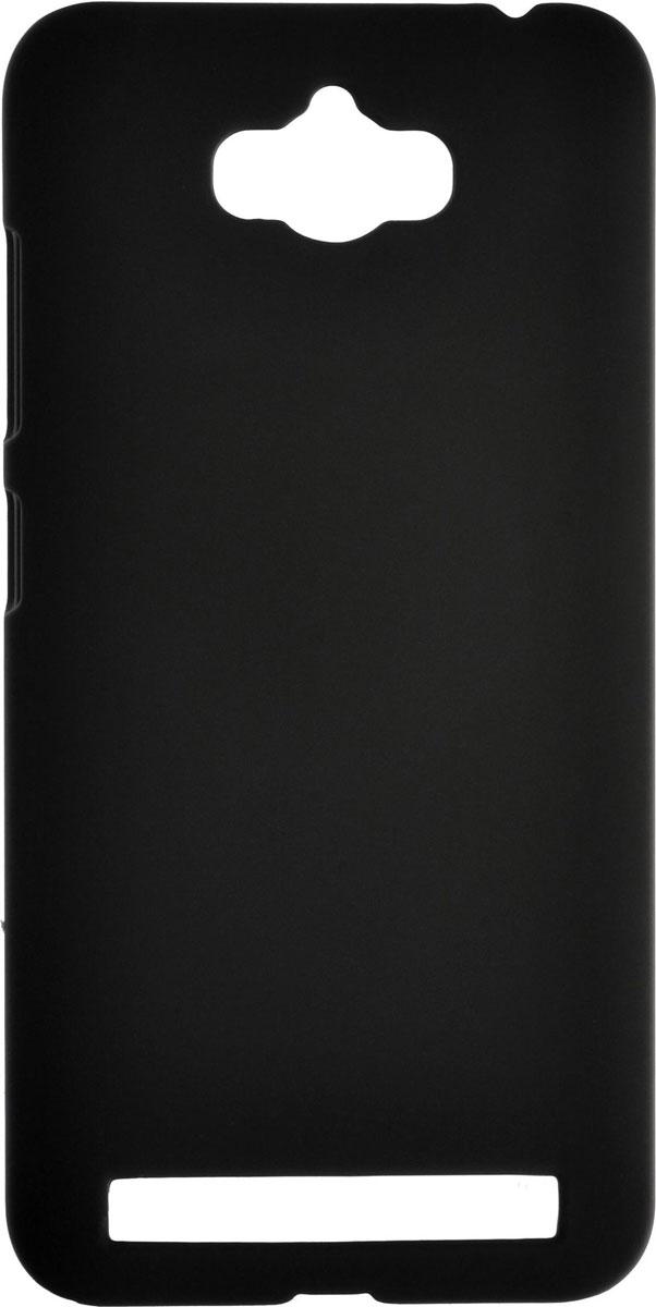 Skinbox 4People чехол для Asus Zenfone Max (ZC550KL), Black skinbox 4people чехол для asus zenfone 2 ze500cl blue