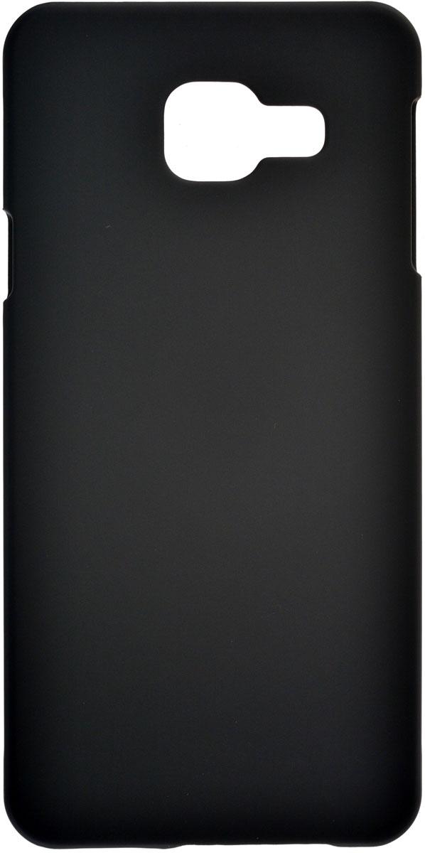 Skinbox 4People чехол для Samsung Galaxy A3 (2016), Black2000000085098Чехол-накладка Skinbox 4People для Samsung Galaxy A3 (2016) бережно и надежно защитит ваш смартфон от пыли, грязи, царапин и других повреждений. Выполнен из высококачественного поликарбоната, плотно прилегает и не скользит в руках. Чехол-накладка оставляет свободным доступ ко всем разъемам и кнопкам устройства.
