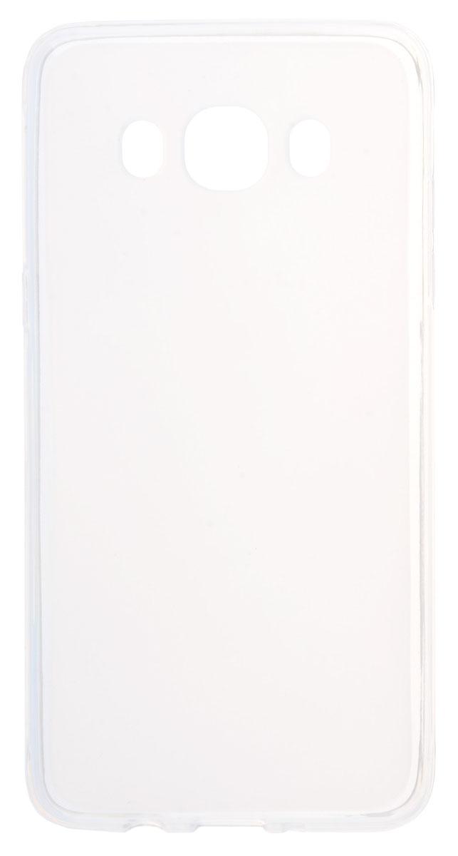 Skinbox Shield Silicone чехол для Samsung Galaxy J5 (2016), Transparent2000000090849Чехол-накладка Skinbox Shield Silicone для Samsung Galaxy J5 (2016) обеспечивает надежную защиту корпуса смартфона от механических повреждений и надолго сохраняет его привлекательный внешний вид. Накладка выполнена из высококачественного материала, плотно прилегает и не скользит в руках. Чехол также обеспечивает свободный доступ ко всем разъемам и клавишам устройства.
