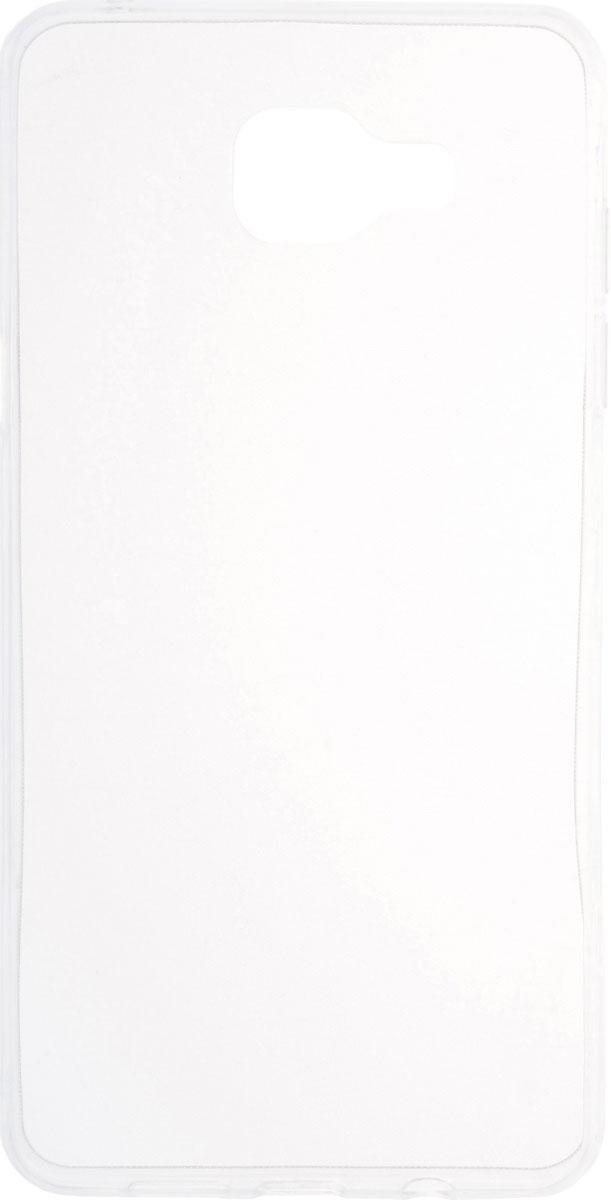 Skinbox Slim Silicone чехол для Samsung Galaxy A5 (2016), Transparent