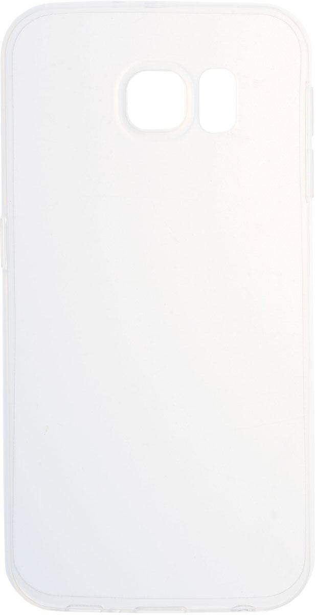 Skinbox Slim Silicone чехол для Samsung Galaxy S7 Plus, Transparent2000000090603Чехол-накладка Skinbox Slim Silicone для Samsung Galaxy S7 Plus обеспечивает надежную защиту корпуса смартфона от механических повреждений и надолго сохраняет его привлекательный внешний вид. Накладка выполнена из высококачественного материала, плотно прилегает и не скользит в руках. Чехол также обеспечивает свободный доступ ко всем разъемам и клавишам устройства.