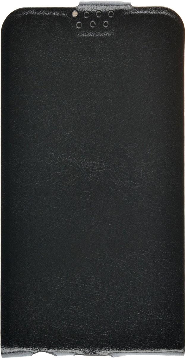 Skinbox Flip Slim чехол для LG K4, Black