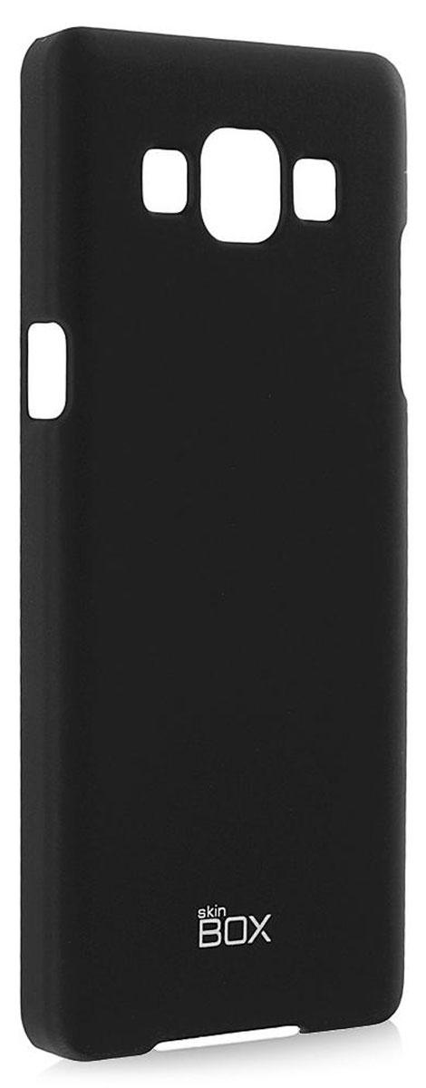 Skinbox 4People чехол для Samsung Galaxy A5 (2016), Black2000000085104Чехол-накладка Skinbox 4People для Samsung Galaxy A5 (2016) бережно и надежно защитит ваш смартфон от пыли, грязи, царапин и других повреждений. Выполнена из высококачественного поликарбоната, плотно прилегает и не скользит в руках. Чехол-накладка оставляет свободным доступ ко всем разъемам и кнопкам устройства.