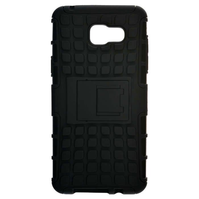 Skinbox Defender Case чехол для Samsung Galaxy A3 (2016), Black2000000088013Чехол-накладка Skinbox Defender Case для Samsung Galaxy A3 (2016) бережно и надежно защитит ваш смартфон от пыли, грязи, царапин и других повреждений. Выполнена из высококачественного поликарбоната, плотно прилегает и не скользит в руках. Чехол-накладка оставляет свободным доступ ко всем разъемам и кнопкам устройства.