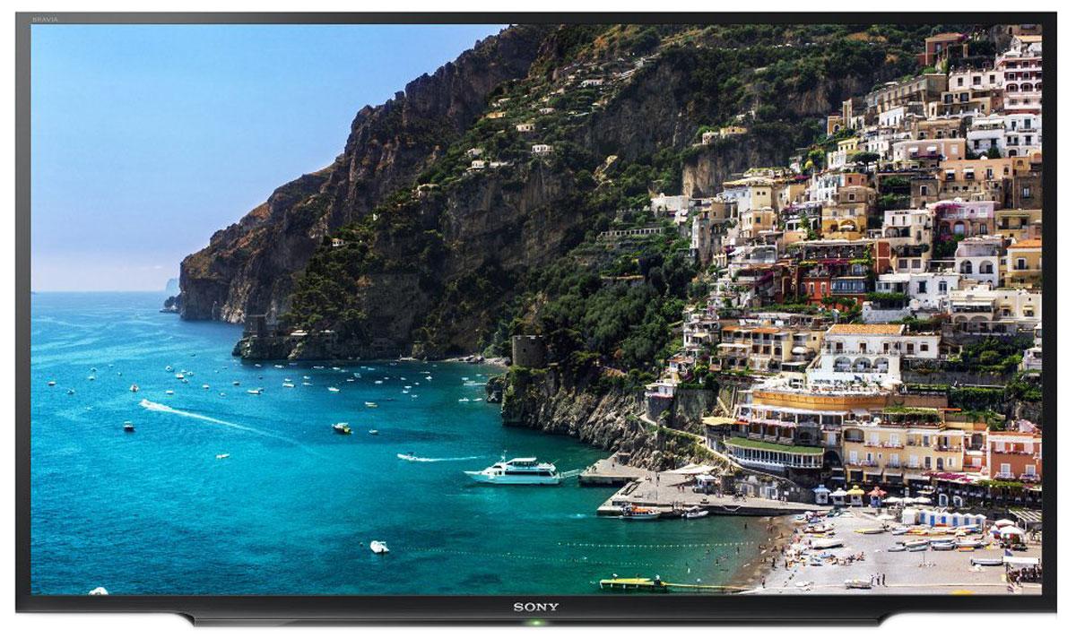 Sony KDL-40RD453, Black телевизор18797603Будьте готовы к поразительным открытиям — благодаря технологии улучшения качества изображения, которое выходит за рамки Full HD, и кристально чистому звуку с телевизором Sony KDL-40RD453. X-Reality PRO: новый взгляд на детали: Откройте для себя волнующий мир исключительной четкости изображения, что бы вы ни смотрели. Благодаря мощному процессору обработки изображения, каждый пиксель подвергаются тщательному анализу и сопоставляются со специальной базой данных, после чего выполняется улучшение качества отображения текстур, контрастности, цветопередачи и контуров независимо друг от друга. Оцените невероятно низкий уровень шумов изображения, что бы вы ни смотрели. Full HD 1080p: Оцените детализацию разрешения Full HD 1080p, что бы вы ни смотрели. Диски Blu-ray, записи телепередач, фотографии со смартфона - все будет выглядеть четко на большом экране этого телевизора BRAVIA. Motionflow XR обеспечивает плавность динамических сцен: ...