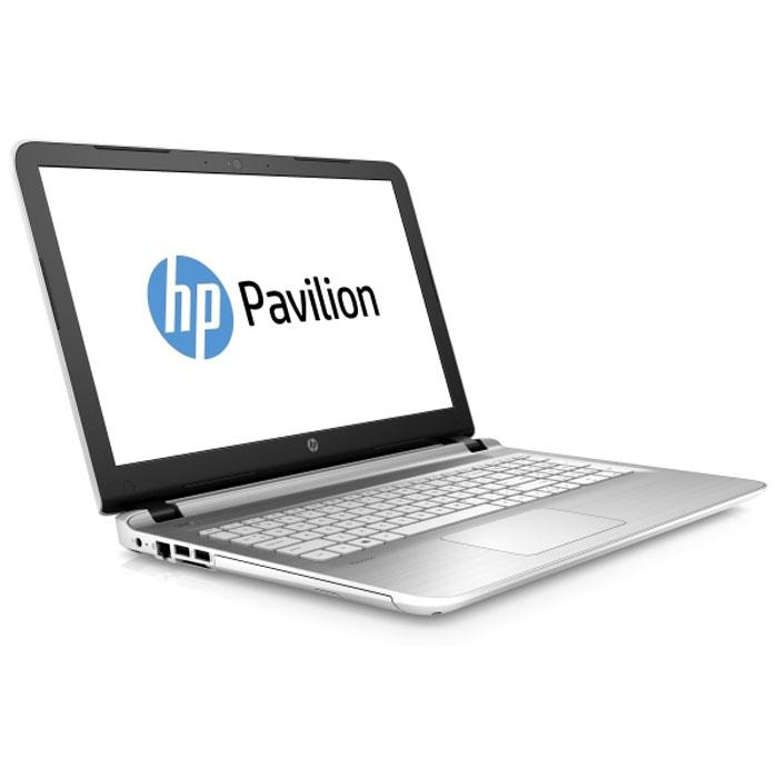 HP Pavilion 15-ab239ur, Blizzard White (V0Z54EA)V0Z54EAНоутбук HP Pavilion 15-ab239ur сочетает все преимущества настольного ПК в компактном корпусе. Потрясающий звук и четкий HD дисплей - это лишь часть тех преимуществ, которые оставляют незабываемые впечатления от использования этого компьютера. Используйте по максимуму весь функционал Windows на кристально чистом экране с качеством HD, оптимизированном для Windows 10. Четкое изображение, с которым вы не упустите ни одну деталь - даже при плохом освещении. Наслаждайтесь живым общением благодаря веб-камере HD HP TrueVision. С помощью производительных процессоров от Intel можно выполнять любые задачи. Создавайте великолепные визуальные материалы, не замедляя работу ноутбука, благодаря дискретной графической карте AMD Radeon. Благодаря модулю беспроводной связи с сертификацией Wi-Fi общаться с коллегами по Интернету и электронной почте можно не только в офисе, но и в любом другом месте с точкой доступа. Встроенные динамики обеспечивают превосходное...