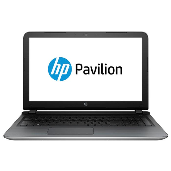 HP Pavilion 15-ab112ur, Natural Silver (N9S90EA)N9S90EAНоутбук HP Pavilion 15-ab112ur сочетает все преимущества настольного ПК в компактном корпусе. Потрясающий звук и четкий HD дисплей - это лишь часть тех преимуществ, которые оставляют незабываемые впечатления от использования этого компьютера. Используйте по максимуму весь функционал Windows на кристально чистом экране с качеством HD, оптимизированном для Windows 10. Четкое изображение, с которым вы не упустите ни одну деталь - даже при плохом освещении. Наслаждайтесь живым общением благодаря веб-камере HD HP TrueVision. С помощью производительных процессоров от AMD можно выполнять любые задачи. Создавайте великолепные визуальные материалы, не замедляя работу ноутбука, благодаря дискретной графической карте AMD Radeon. Благодаря модулю беспроводной связи с сертификацией Wi-Fi общаться с коллегами по Интернету и электронной почте можно не только в офисе, но и в любом другом месте с точкой доступа. Встроенные динамики обеспечивают превосходное...