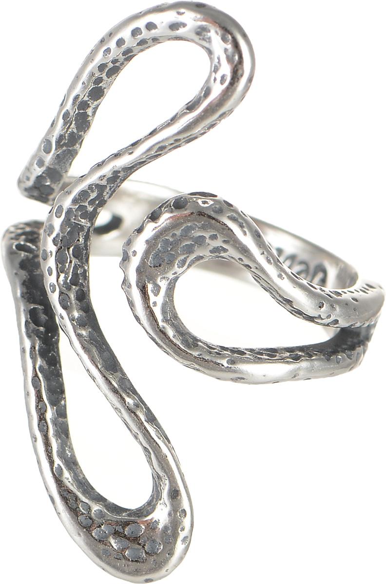 Кольцо Jenavi Румми, цвет: серебряный. f6393090. Размер 17f6393090Элегантное кольцо Jenavi Румми изготовлено из ювелирного сплава с покрытием из черненого серебра. Стильное кольцо придаст вашему образу изюминку и подчеркнет индивидуальность.