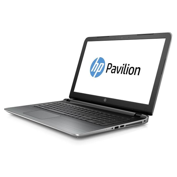 HP Pavilion 15-ab100ur, Natural Silver (N7J04EA)N7J04EAНоутбук HP Pavilion 15-ab100ur сочетает все преимущества настольного ПК в компактном корпусе. Потрясающий звук и четкий HD дисплей - это лишь часть тех преимуществ, которые оставляют незабываемые впечатления от использования этого компьютера. Используйте по максимуму весь функционал Windows на кристально чистом экране с качеством HD, оптимизированном для Windows 10. Четкое изображение, с которым вы не упустите ни одну деталь - даже при плохом освещении. Наслаждайтесь живым общением благодаря веб-камере HD HP TrueVision. С помощью производительных процессоров от AMD можно выполнять любые задачи. Создавайте великолепные визуальные материалы, не замедляя работу ноутбука, благодаря встроенной графической карте AMD Radeon. Благодаря модулю беспроводной связи с сертификацией Wi-Fi общаться с коллегами по Интернету и электронной почте можно не только в офисе, но и в любом другом месте с точкой доступа. Встроенные динамики обеспечивают превосходное...