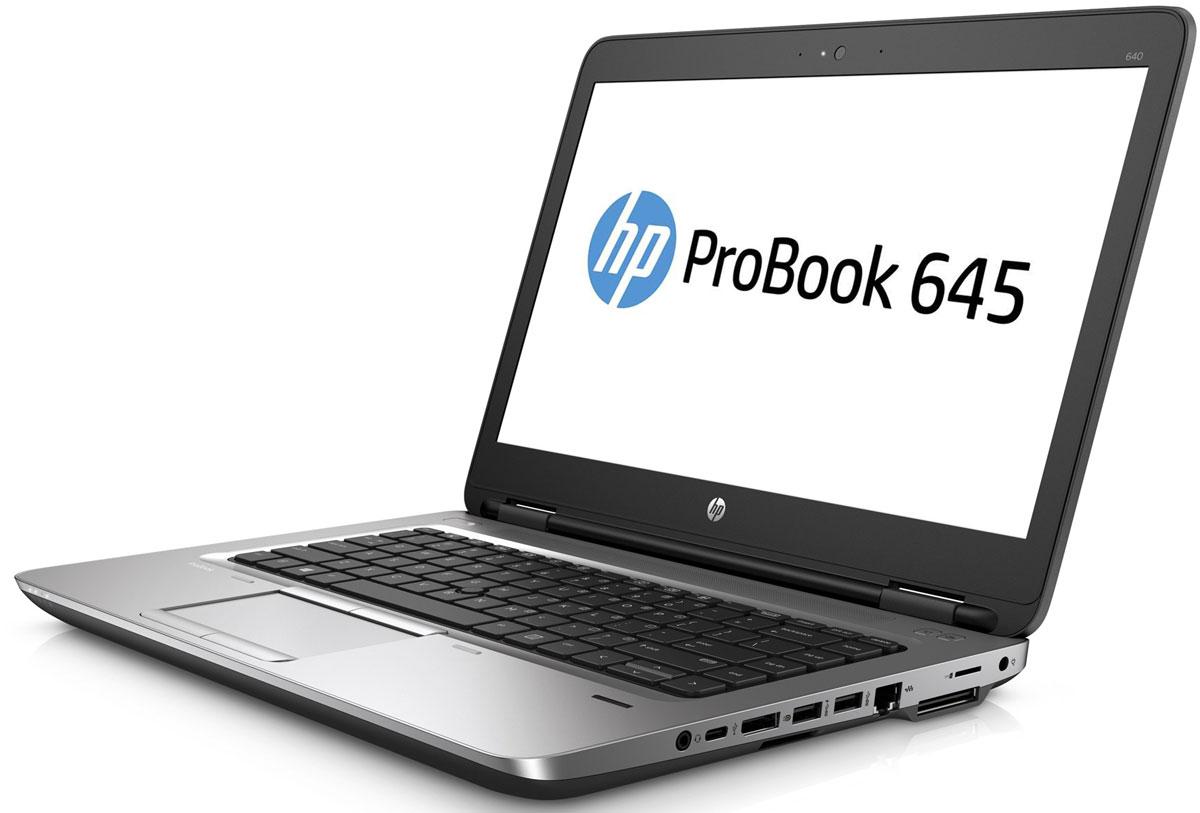 HP ProBook 645 G2, Silver Black (T9X14EA)