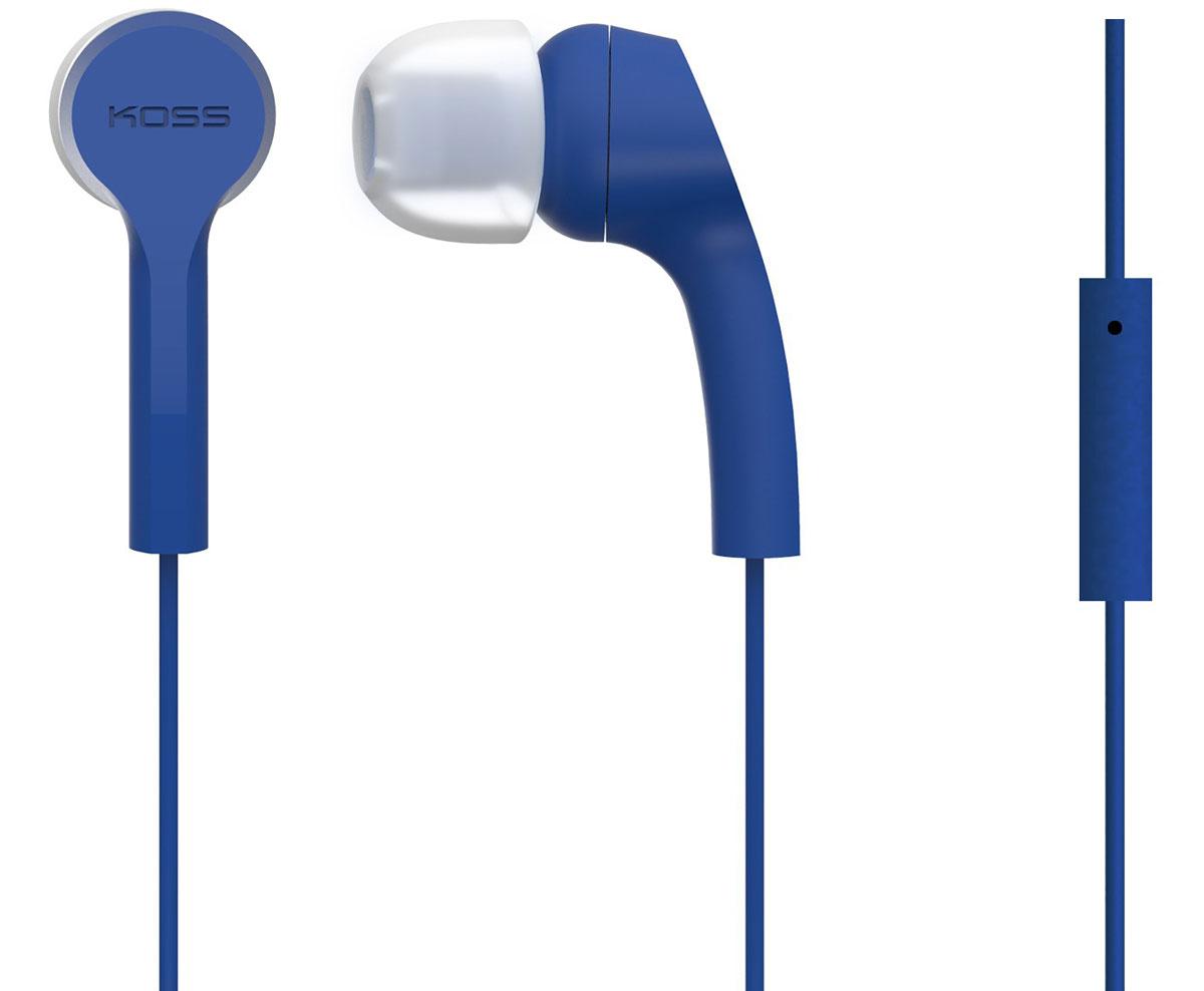 Koss KEB9i, Blue наушники