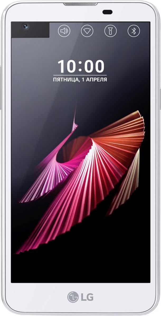 LG X View K500DS, White