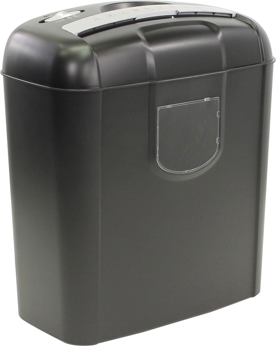 Шредер Buro FD508MFD508MПерсональный шредер на 8 листов Buro FD508M предназначен для быстрого и эффективного уничтожения бумаги в процессе делопроизводства. Данная модель имеет съемный режущий блок, а также вместительную корзину объемом 14 литров. Время непрерывной работы составляет 2 минуты (перерыв 30 минут). Помимо основной функции, устройство также может перерабатывать степлерные скобы и кредитные карты.