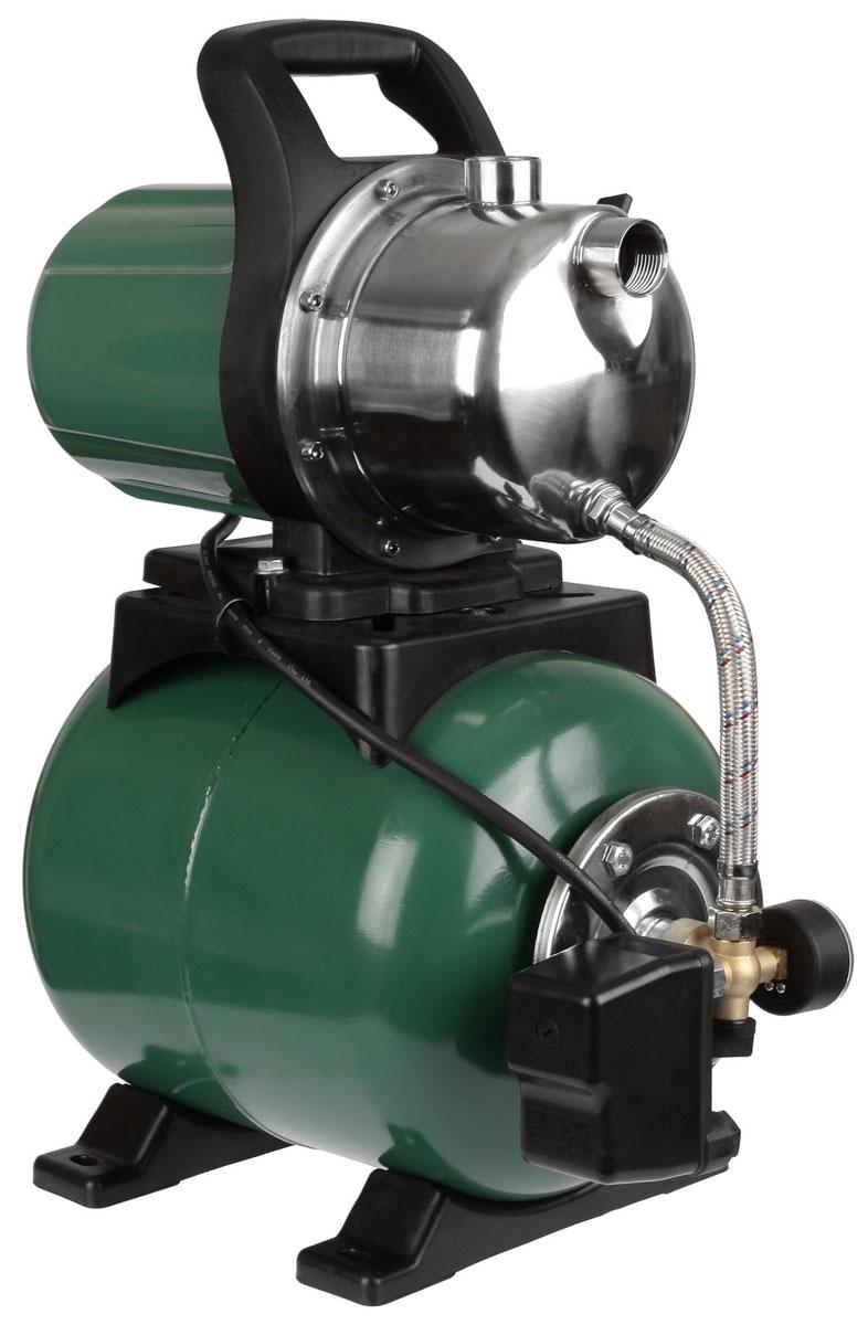 Насосная станция Hammer Flex NST1000A136278Насосная станция, обеспечивает бесперебойное водоснабжение загородного дома и питание систем полива. Насосная станция имеет эргономичный дизайн с удобной ручкой, для переноски одной рукой. Интегрированы: манометр, обратный клапан и фильтр грубой очистки Особенности модели: + Термопредохранитель - продлевающий работу станции. + Небольшие габариты, легкость транспортировки. Корпус насоса изготовлен из прочной нержавеющей стали, устойчивой к воздействию окружающей среды.