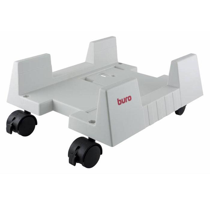 Подставка для ПК Buro BU-CS3AL, Light GreyBU-CS3ALПодставка Buro BU-CS3AL идеально подходит для размещения системного блока массой до 20 килограммов под или около стола. Регулируемая ширина: от 165 мм до 265 мм. Надежная стальная конструкция обеспечивает удобное расположение. Ролики предназначены для удобства перемещения системного блока по помещению.