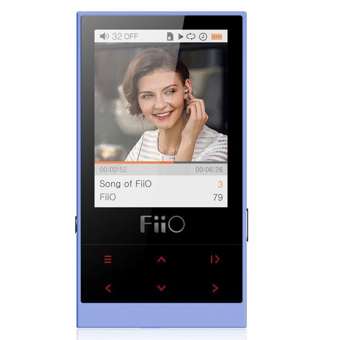 Fiio M3, Blue MP3-плеер