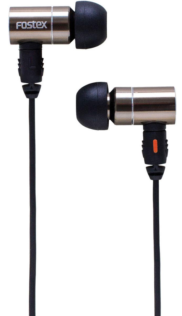 Fostex TE-07 наушники15117929Fostex TE-07 — это первые внутриканальные наушники с использованием сбалансированного арматурного драйвера, обеспечивающие очень естественное звучание. Алюминиевый корпус