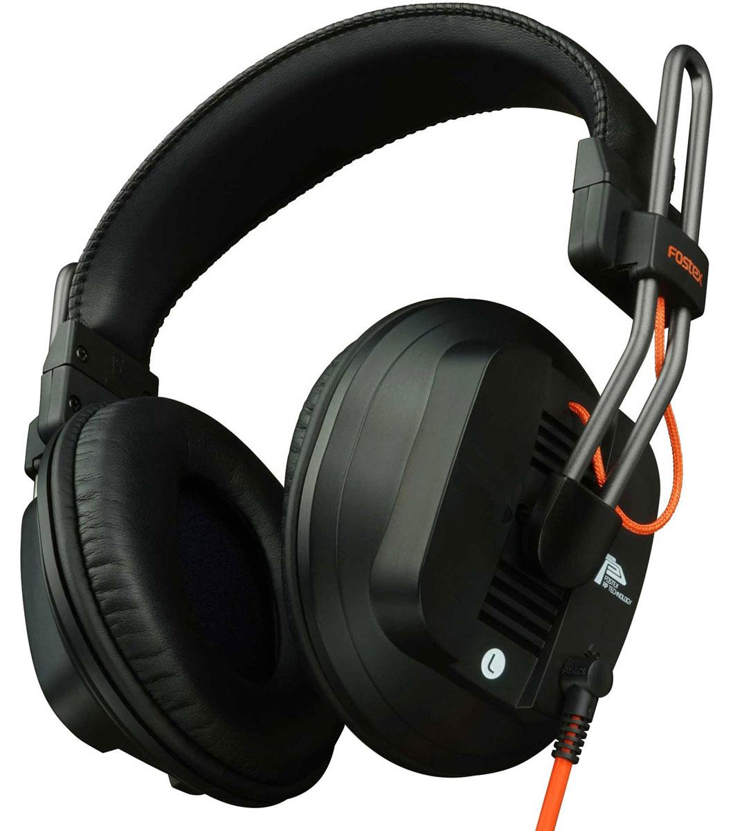 Fostex T40RPMK3 наушники15118274Fostex T40RPMK3 — это усовершенствованные закрытые мониторные наушники из линейки RP для сфокусированного баса. Устройство драйвера Regular Phase (RP) было улучшено для достижения более четкого аудио воспроизведения и точности мониторинга. Корпус наушников, амбушюры и оголовье также были усовершенствованы, чтобы добиться максимальной производительности драйверов. Для производства запатентованной диафрагмы драйвера Regular Phase (RP) используется фольга с медным травлением, полиамидная плёнка и мощный неодимовый магнит. Максимальная входная мощность составляет 3000 мВт, благодаря чему имеется возможность использования данных наушников в различных профессиональных сферах.