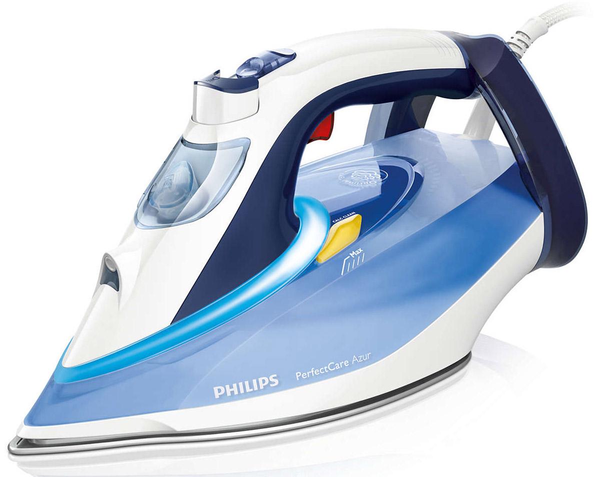 Philips GC4924/20, White Blue утюг