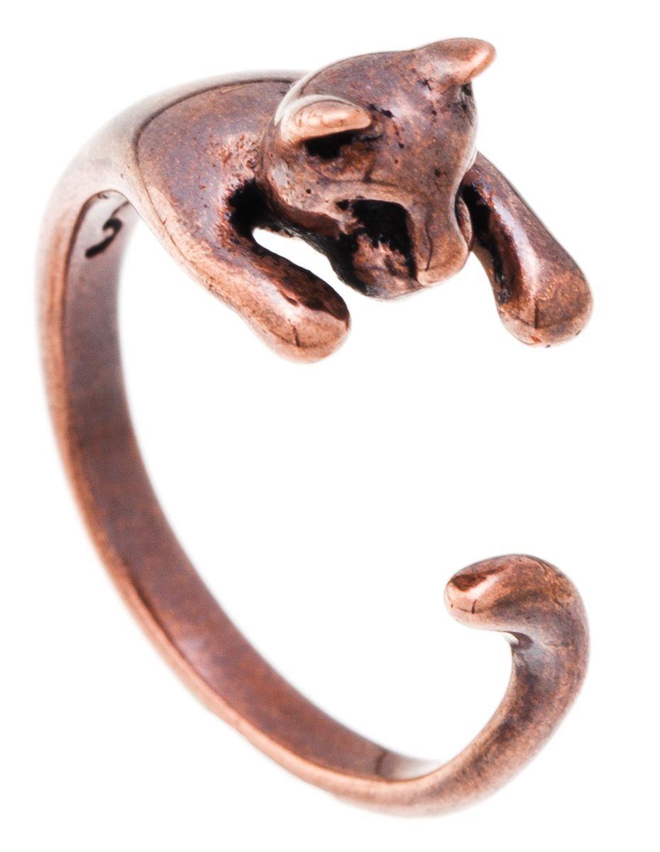 Jenavi, Коллекция Young 2, Пирик (Кольцо), цвет - медный, , размер - 16 ( f674u090 )