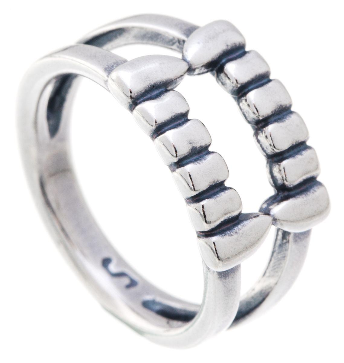 Jenavi, Коллекция Young 2, Дексон (Кольцо), цвет - серебро, , размер - 16f6493090Коллекция Young 2, Дексон (Кольцо) гипоаллергенный ювелирный сплав,Черненое серебро, вставка без вставок, цвет - серебро, , размер - 16