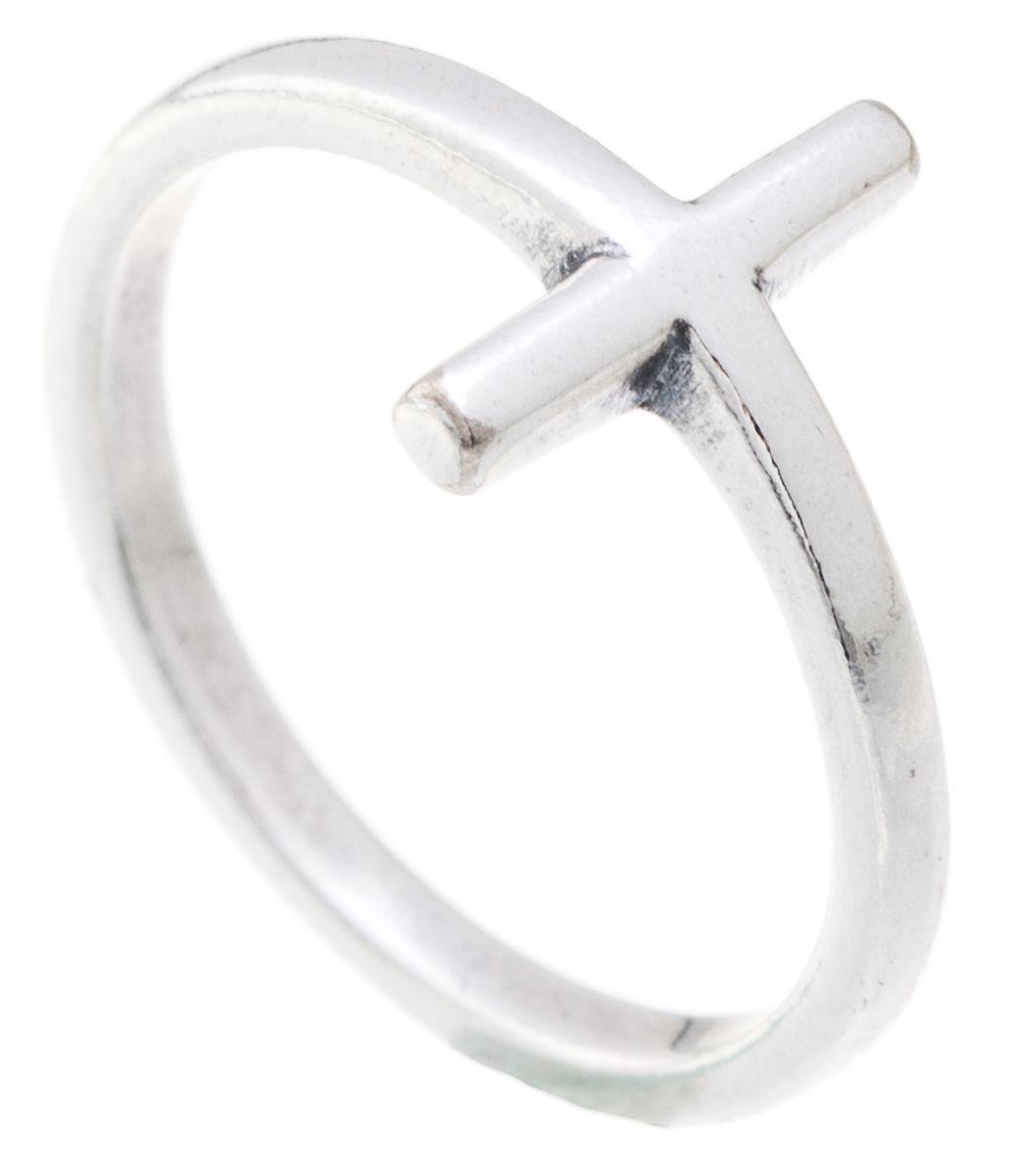 Jenavi, Коллекция Young 2, Рёдер (Кольцо), цвет - серебро, , размер - 15 ( f6543090 )