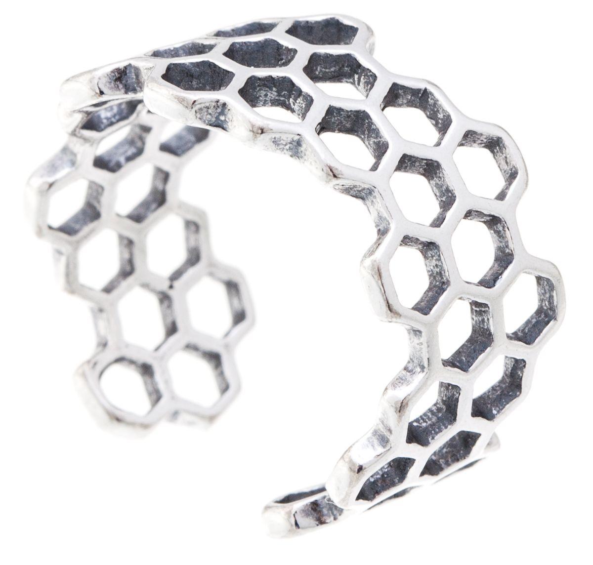 Jenavi, Коллекция Young 2, Ланда (Кольцо), цвет - серебро, , размер - 19f6573090Коллекция Young 2, Ланда (Кольцо) гипоаллергенный ювелирный сплав,Черненое серебро, вставка без вставок, цвет - серебро, , размер - 19