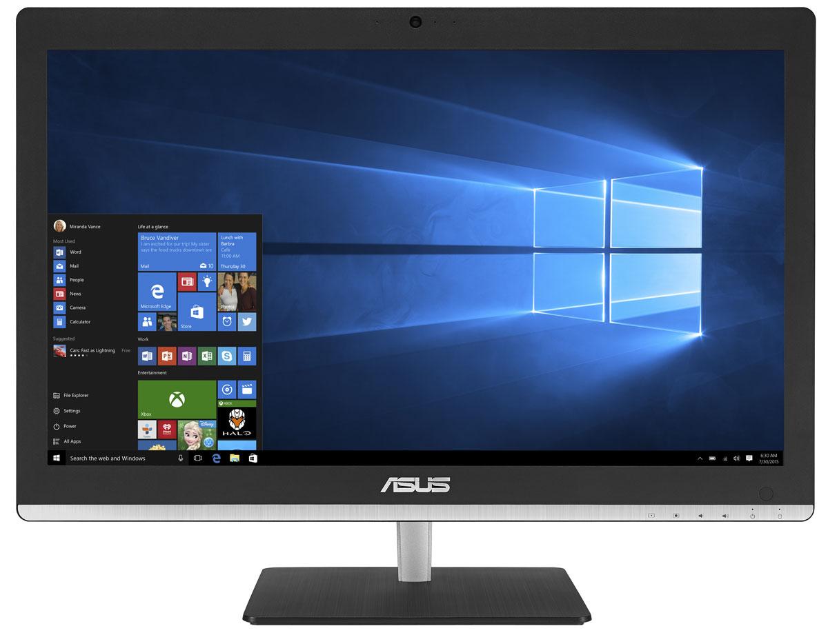 Asus Vivo AiO V200IBUK, Black моноблок (V200IBUK-BC018X) ( V200IBUK-BC018X )