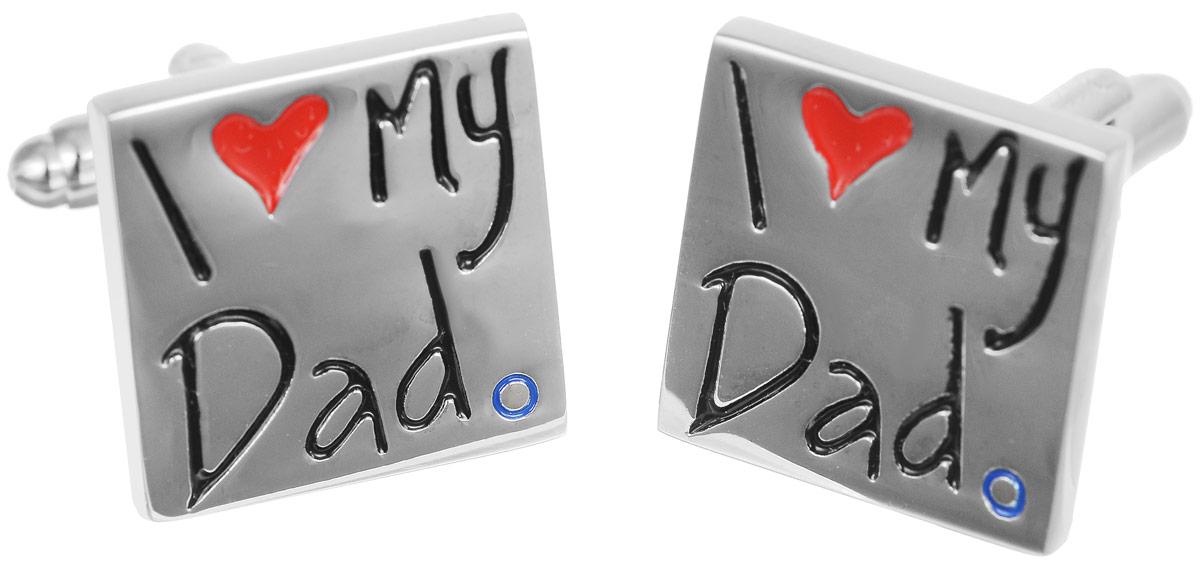 "������� ������� Mitya Veselkov ""I Love My Dad"", ����: ����������. ZAP-003"