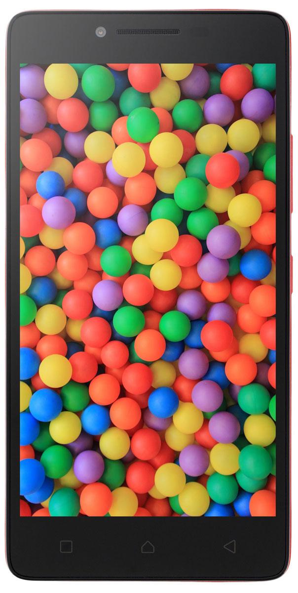 Lenovo A6010 16GB, RedPA220010RULenovo A6010 - стильный смартфон с множеством мультимедийных возможностей. 5-дюймовый HD-дисплей с яркими цветами и отличным разрешением создан для мультимедийных развлечений. На нем все ваши видео, игры и изображения будут невероятно четкими и яркими. Благодаря матрице IPS достигаются широчайшие углы обзора - практически 180°. Поэтому большой и яркий дисплей A6010 отлично подойдет для развлечений в кругу семьи или в компании друзей. Данная модель оборудована скоростным четырехъядерным 64-битным процессором Qualcomm Snapdragon с частотой 1,2 ГГц и 1 ГБ оперативной памяти. Смартфон поддерживает высокоскоростные сети передачи данных LTE (4G). Вы сможете в полной мере насладиться просмотром веб-страниц, фильмами, книгами, играми и онлайн- чатами. Lenovo A6010 оборудован передовой аудиосистемой Dolby Atmos с богатым и четким звуком. Благодаря объемному звуку вы сможете открыть новые грани музыки, видео, игр и даже видеочатов. ...