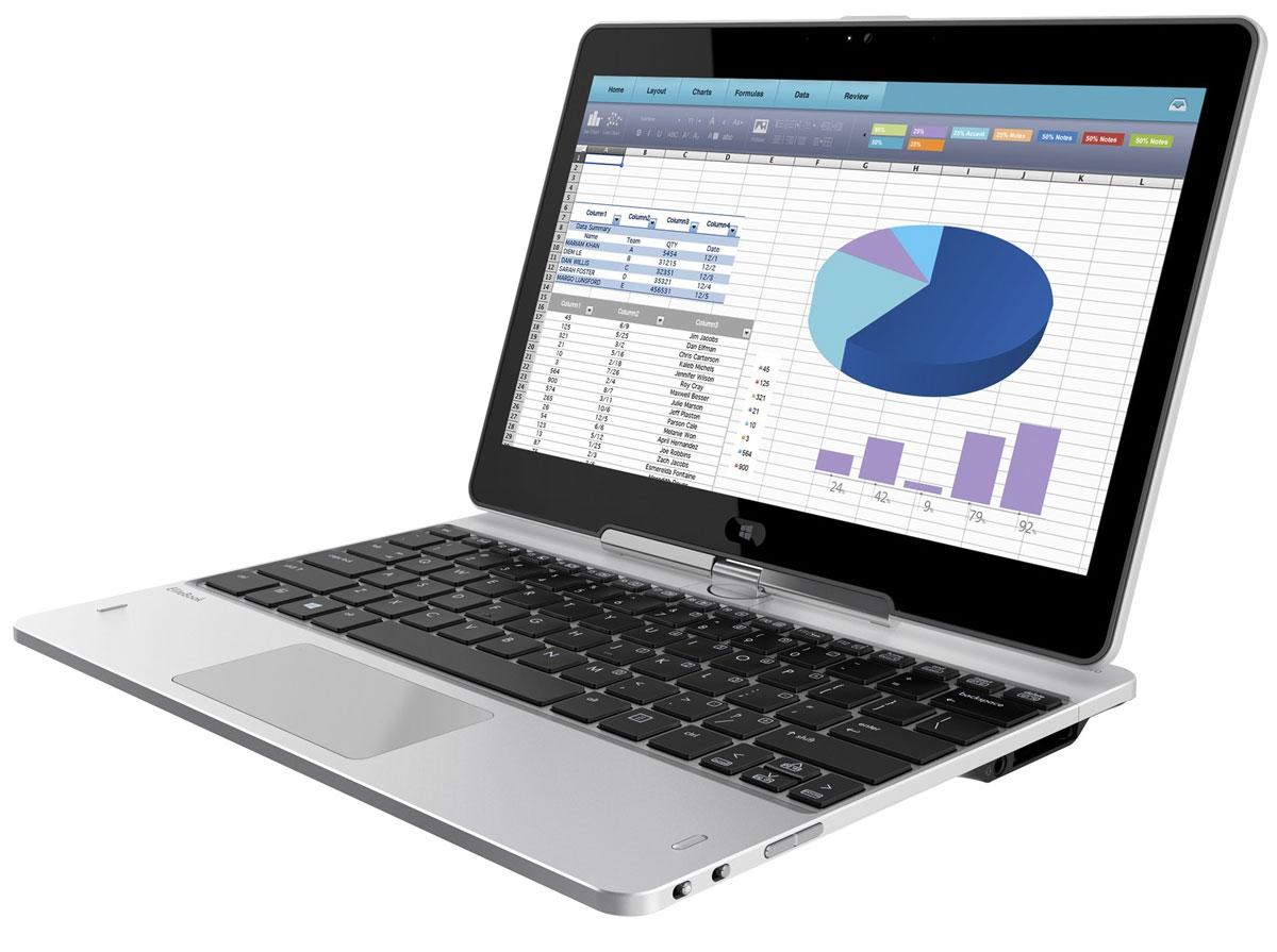 HP Elitebook Revolve 810 G3 (L8T78ES)L8T78ESНевероятно тонкий и легкий ноутбук-планшет HP Elitebook Revolve 810 G3 обеспечивает производительность корпоративного уровня. Это отличное решение для творчества, общения и совместной работы как в офисе, так и за его пределами. Идеальное решение для мобильной работы, которое обеспечивает максимальную надежность, высокую производительность и мощные средства работы с графикой в управляемых ИТ-средах по сравнению с другими устройствами своего класса. Этот мощный ноутбук-планшет на базе ОС Windows 8.1 Pro оснащен аккумулятором повышенной емкости, процессором Intel i5, оперативной памятью DDR3L и твердотельным накопителем объемом 256 ГБ для эффективной работы с ресурсоемкими бизнес - приложениями и быстрого доступа к данным. В корпусе ноутбука HP EliteBook 850 G3 есть все необходимые разъемы, так что вам больше не придется беспокоиться о переходниках. Ультратонкий и легкий ноутбук обладает разъемами DisplayPort, RJ-45, USB а также ...