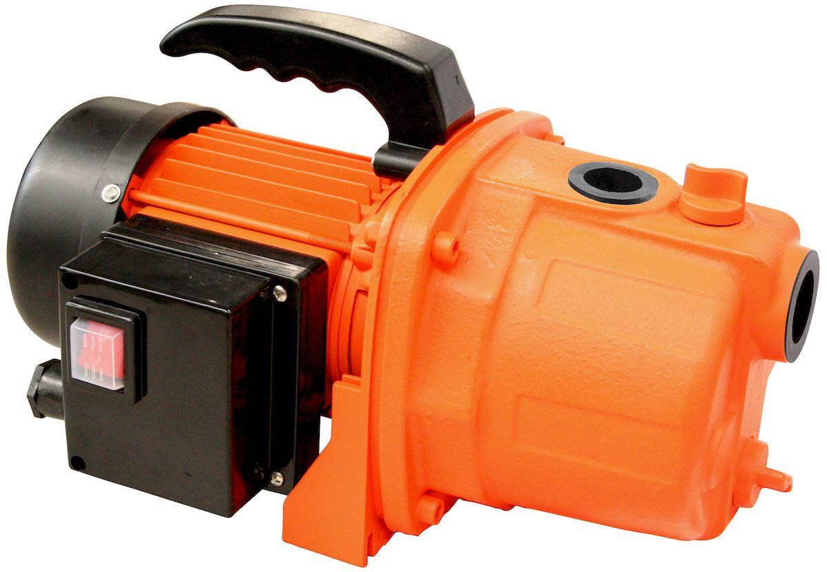 Поверхностный насос Вихрь ПН-1100Ч68/4/6Максимальное количество включений - 20 час Допустимая концентрация твердых частиц в перекачиваемой в воде - 150 г/м3 Максимальная глубина всасывания -9 м Ток питающей сети - однофазный переменный Напряжение -220 В Частота -50 Гц Тип насоса - центробежный Максимальная высота подъема -50 м Максимальная подача - 70 л/мин Мощность - 1100 Вт Материал корпуса двигателя - чугун Диаметр входного патрубка - 1 дюйм Диаметр выходного патрубка -1 дюйм