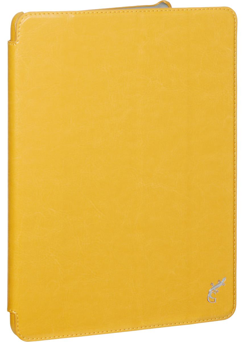 G-Case Slim Premium чехол для iPad Air 2, OrangeGG-501Чехол G-Case Slim Premium для iPad Air 2 - это стильный и лаконичный аксессуар, позволяющий сохранить устройство в идеальном состоянии. Надежно удерживая технику, обложка защищает корпус и дисплей от появления царапин, налипания пыли и других механических повреждений. Также чехол можно использовать для просмотра видео или чтения книг. Имеет свободный доступ ко всем разъемам устройства.