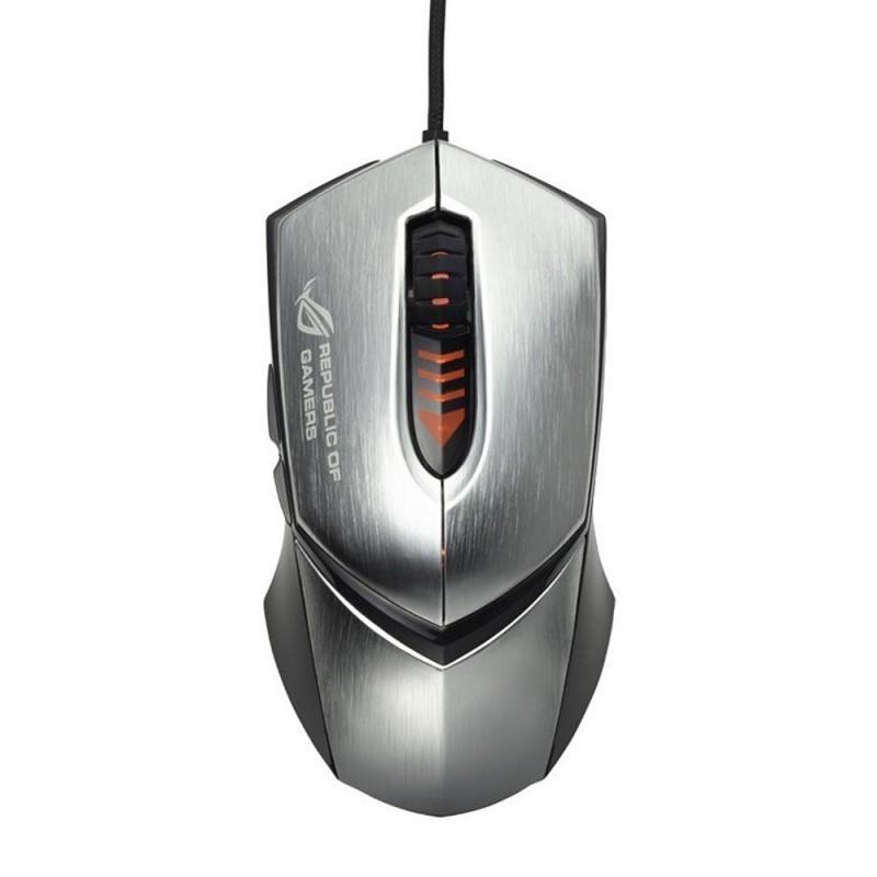 Игровая мышь Asus GX1000, Silver