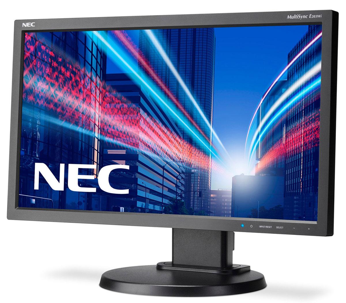 NEC E203Wi-BK, Black монитор