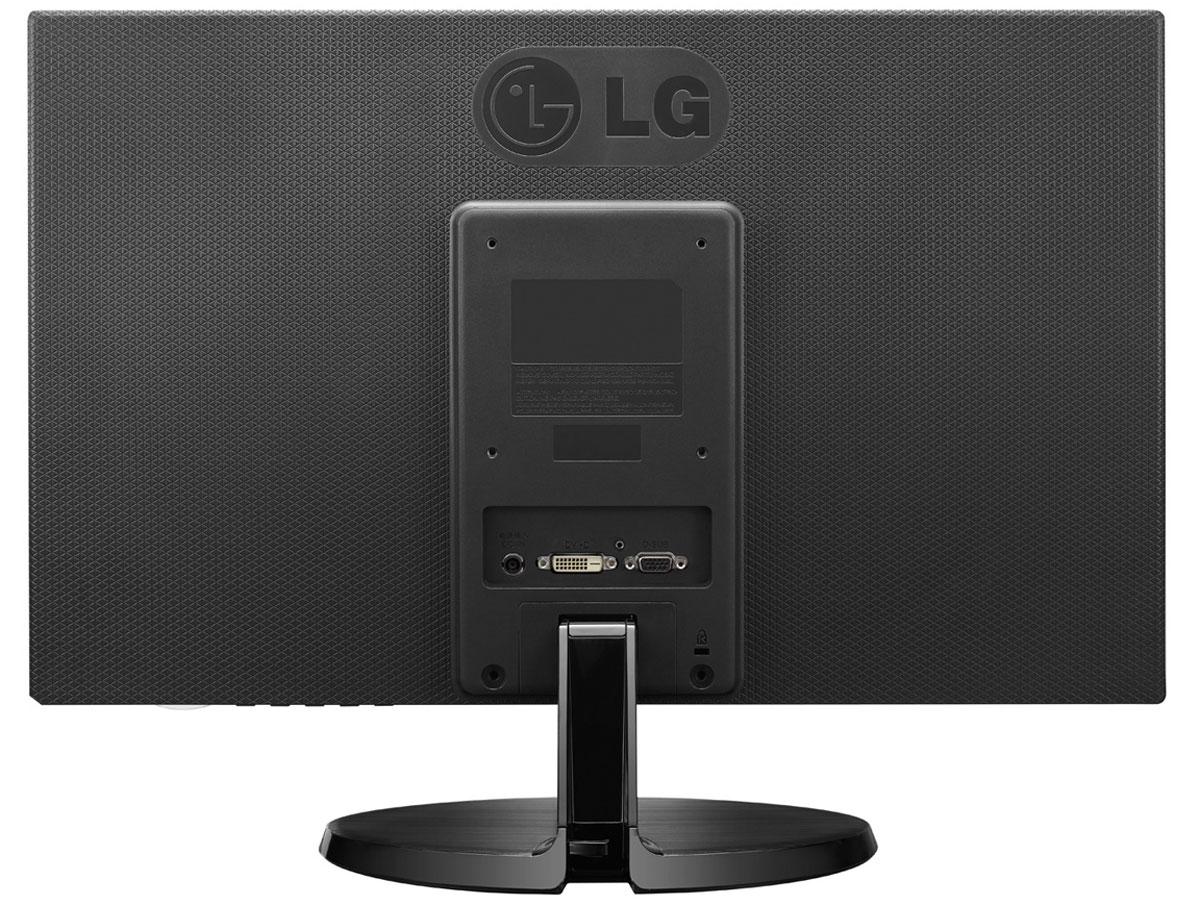 LG 24M38D-B, Black монитор