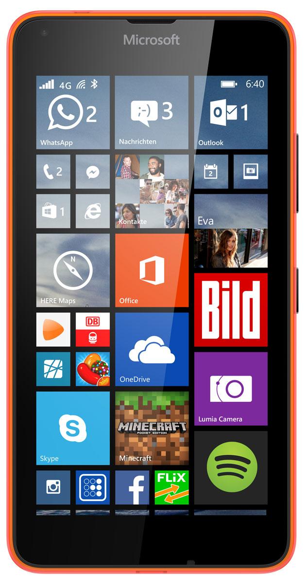 Microsoft Lumia 640 LTE, OrangeA00024884Microsoft Lumia 640 LTE - стильный, яркий, узнаваемый дизайн Lumia. Встроенный Microsoft Office на великолепном HD-дисплее с Corning Gorilla Glass 3. Откройте коробку и включите свой Lumia 640 LTE, чтобы увидеть все многообразие прилагаемых бесплатных сервисов Microsoft, готовых к работе. Будьте на связи с близкими и друзьями, наслаждайтесь моментальным доступом к своим снимкам на OneDrive, редактируйте файлы в Microsoft Office, где бы вы ни находились. Найти оптимальный баланс между работой и личной жизнью стало проще. Сохраняя лучшие черты предшественников, Lumia 640 LTE остается в тренде. 4-ядерный процессор Qualcom Snapdragon, экран 5 дюймов с заставкой Glance и емкий аккумулятор 2500 мАч позволят работать столько, сколько нужно. Ну а когда наступит время отдыха, две отличные камеры не дадут заскучать ни на прогулке по городу, ни на вечеринке с друзьями. Обладающий столь необходимой мощью, Lumia 640 LTE не отстает в работе от вас. Эта...